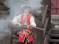 Musket-shooting