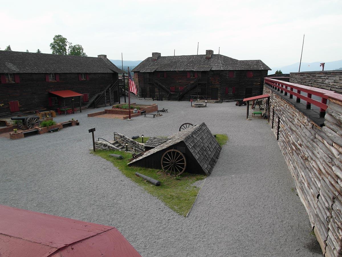 Musuem-Courtyard
