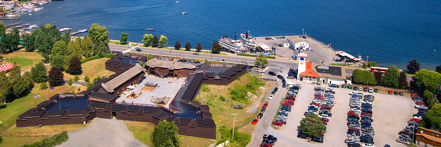 Fort William Henry Museum and Restoration