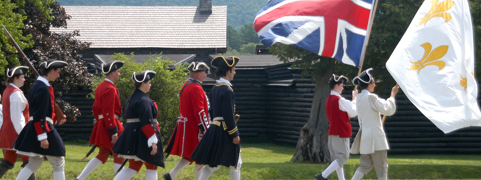 Events at Fort William Henry