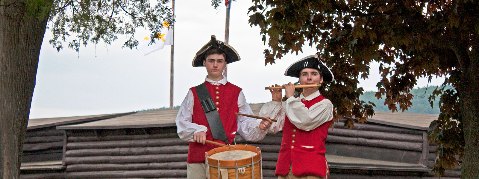 Tours of Fort William Henry